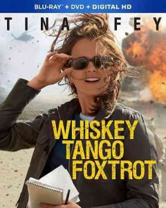 Whiskey tango foxtrot [Blu-ray + DVD combo] cover image