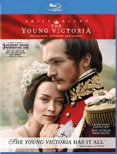 The young Victoria cover image