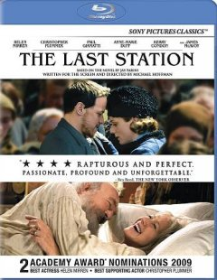 The last station cover image
