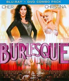 Burlesque [Blu-ray + DVD combo] cover image
