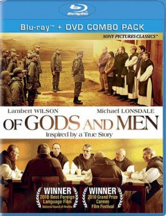 Of gods and men [Blu-ray + DVD combo] cover image