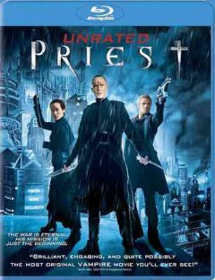 Priest cover image