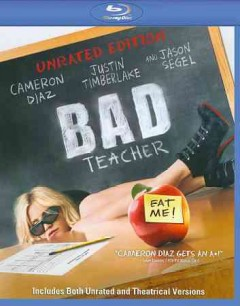 Bad teacher cover image