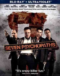 Seven psychopaths cover image