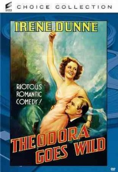 Theodora goes wild cover image
