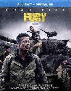 Fury cover image