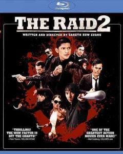The raid 2 cover image