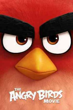 The angry birds movie cover image