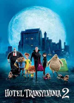 Hotel Transylvania 2 [3D Blu-ray + Blu-ray + DVD combo] cover image
