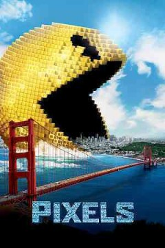 Pixels [3D Blu-ray + Blu-ray combo] cover image