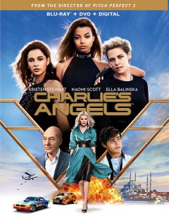 Charlie's angels [Blu-ray + DVD combo] cover image