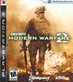 Call of duty. Modern warfare 2 [PS3] cover image