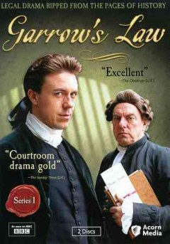 Garrow's law. Season 1 cover image
