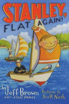 Stanley, flat again cover image