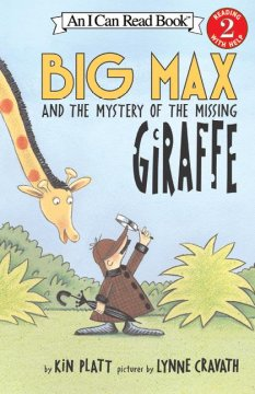 Big Max and the mystery of the missing giraffe cover image