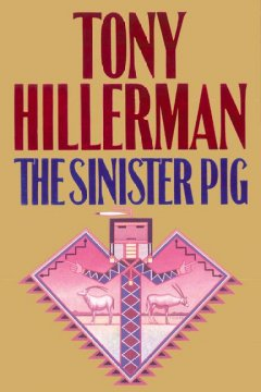 The sinister pig cover image
