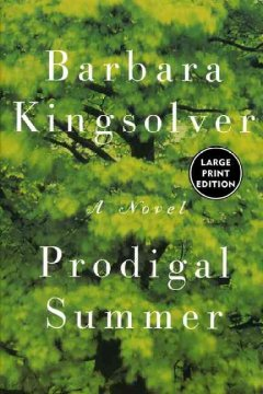 Prodigal summer cover image