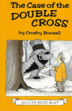 The case of the double cross cover image