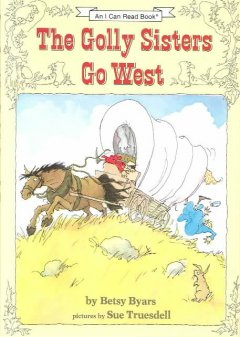 The Golly Sisters go West cover image