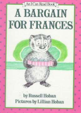 A bargain for Frances cover image