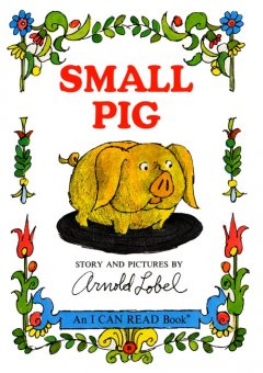 Small pig. cover image