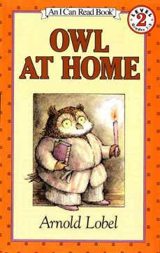 Owl at home cover image
