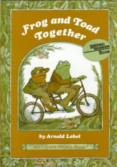 Frog and toad together cover image