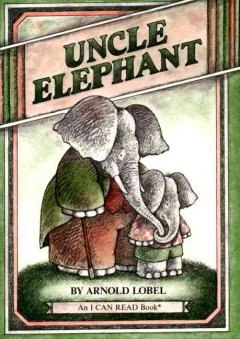 Uncle Elephant cover image