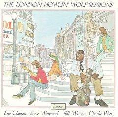 The London Howlin' Wolf sessions cover image