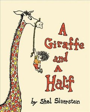 A giraffe and a half cover image