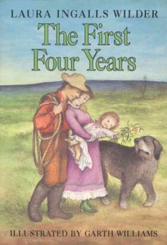 The first four years cover image