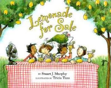 Lemonade for sale cover image