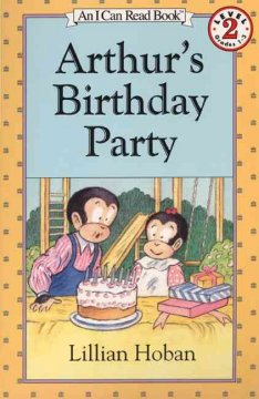 Arthur's birthday party cover image