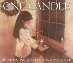 One candle cover image