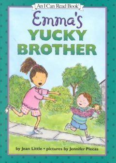 Emma's yucky brother cover image
