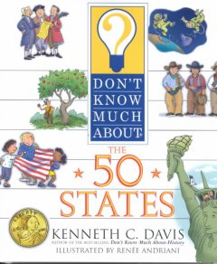 Don't know much about the fifty states cover image