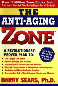 The anti-aging zone cover image
