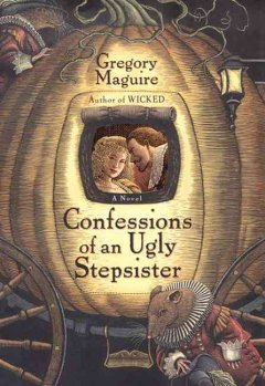 Confessions of an ugly stepsister cover image