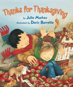 Thanks for Thanksgiving cover image
