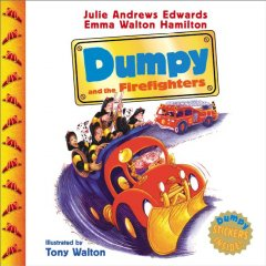 Dumpy and the firefighters cover image