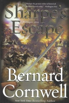Sharpe's escape : Richard Sharpe and the Bussaco Campaign, 1810 cover image