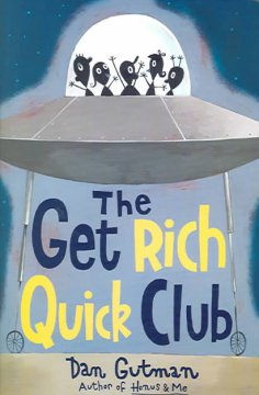 The Get Rich Quick Club cover image