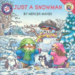 Just a snowman cover image
