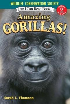 Amazing gorillas! cover image