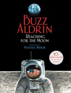 Reaching for the moon cover image