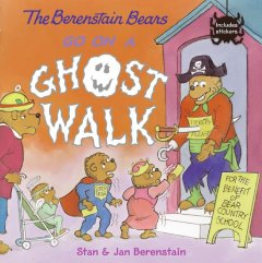 The Berenstain Bears go on a Ghost Walk cover image