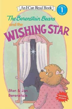 The Berenstain Bears and the wishing star cover image