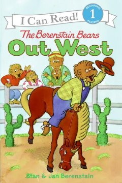 The Berenstain Bears out West cover image