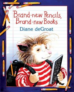 Brand-new pencils, brand-new books cover image