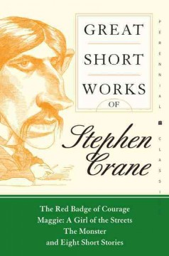 Great short works of Stephen Crane cover image